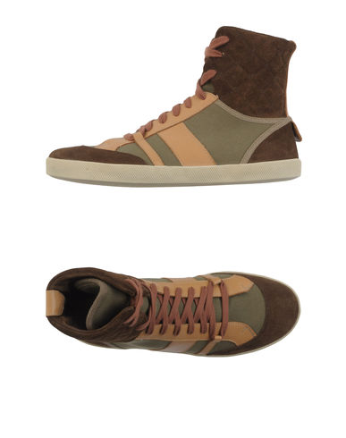 CHLOÉ - High-top sneaker