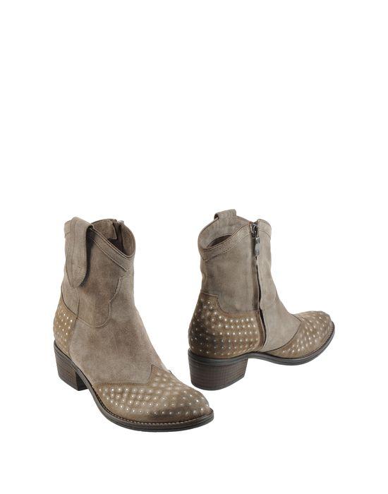 JANET & JANET Полусапоги и высокие ботинки janet
