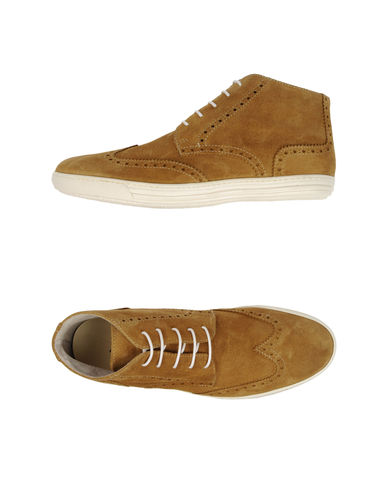 FRANCESCONI - High-top dress shoe