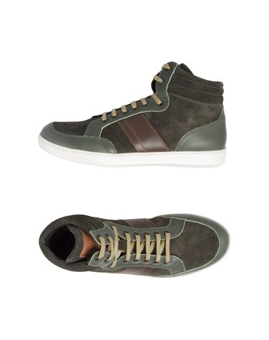 THE BRIDGE - High-top trainers