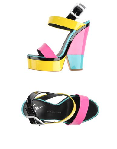 GIUSEPPE ZANOTTI DESIGN - Platform sandals