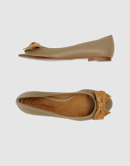 CAFE'NOIR - CALZATURE - Ballerine open toe