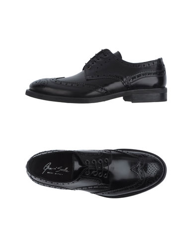 GIANNI SELLA - Laced shoes
