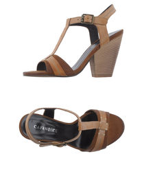 CAFe'NOIR - High-heeled sandals