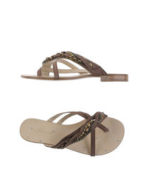 CAFe'NOIR - Flip flops & clog sandals