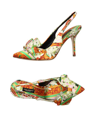 DOLCE &amp; GABBANA - Slingbacks