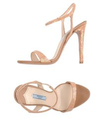 PRADA - High-heeled sandals