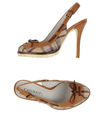 CAFe'NOIR - Slingbacks