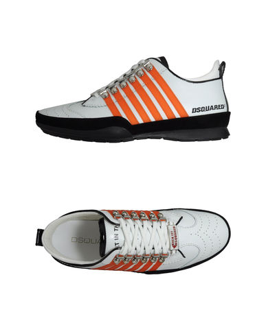 DSQUARED2 - Low Sneakers & Tennisschuhe