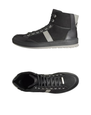 DIOR HOMME - High-top sneaker