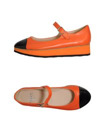 HEGO'S LIVERPOOL - Closed-toe slip-ons