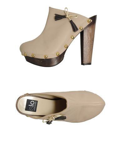 ISLO ISABELLA LORUSSO - Open-toe mule