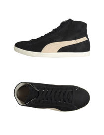 PUMA - High-top trainers