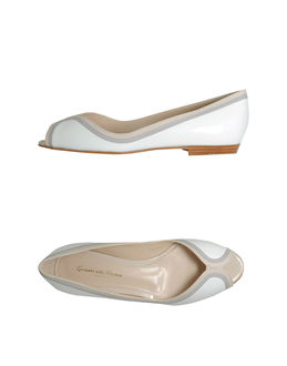 GIANVITO ROSSI - CALZATURE - Ballerine open toe