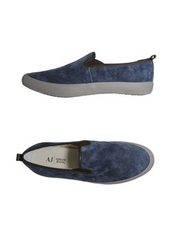 ARMANI JEANS - CALZATURE - Sneakers slip on