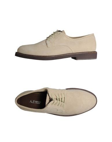 ARMANI JEANS - Lace-up shoes