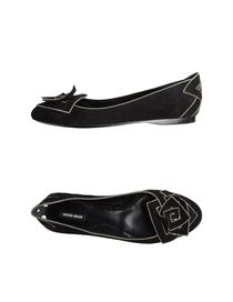 GIORGIO ARMANI - Ballet flats