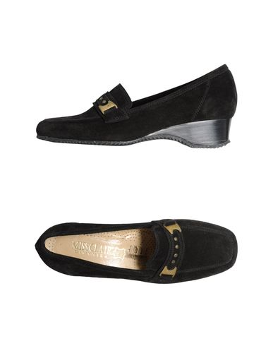 MISS CLAIR - Moccasins with heel