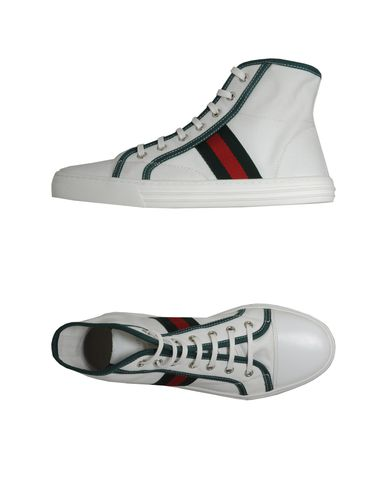 GUCCI - High-top sneaker