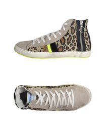 DANIELE ALESSANDRINI HOMME - High-tops