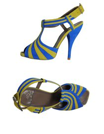 VERSACE COLLECTION - High-heeled sandals