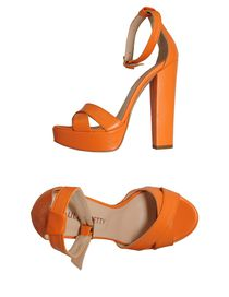 PAUL & BETTY - Platform sandals