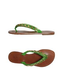 TORY BURCH - Flip flops & clog sandals