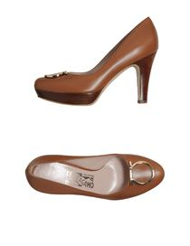 SALVATORE FERRAGAMO - Pumps