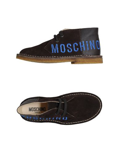 MOSCHINO TEEN - Ankle boots