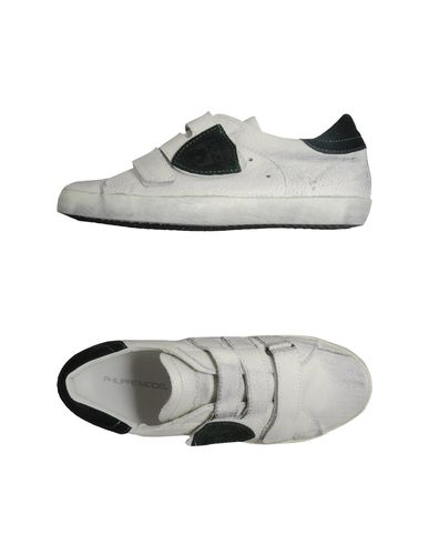 PHILIPPE MODEL GAR&#199;ONS - Low-tops