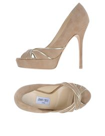 JIMMY CHOO LONDON - Pumps with open toe
