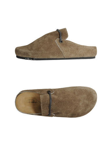 PETER NON - Open-toe mule