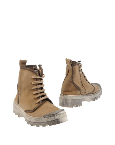 UNUSUAL.CODE - Combat boots