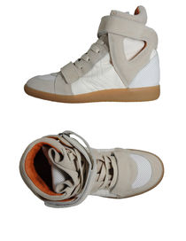 M.GRIFONI DENIM - High-top sneaker
