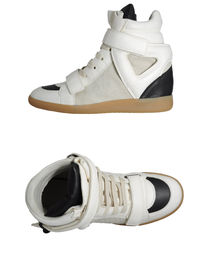 M.GRIFONI DENIM - High-top trainers