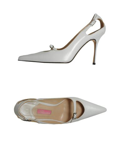 BLUMARINE - Closed-toe slip-ons