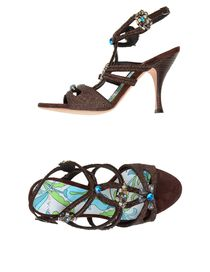 MALIPARMI - High-heeled sandals