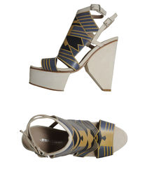 SURFACE TO AIR - Platform sandals