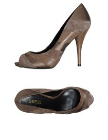 GUESS - Courts with open toe