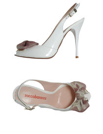 ROCCOBAROCCO - High-heeled sandals