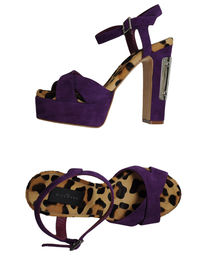 JOHN RICHMOND - Platform sandals