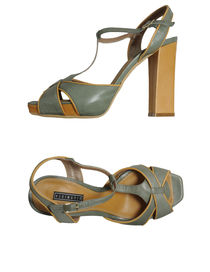 VIC MATIE' - Platform sandals