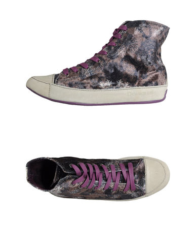DESIGUAL - High-top sneaker