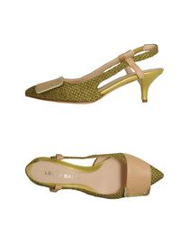 LELLA BALDI - Closed-toe slip-ons