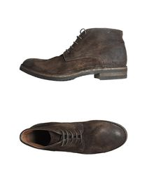 PANTANETTI - High-top dress shoe