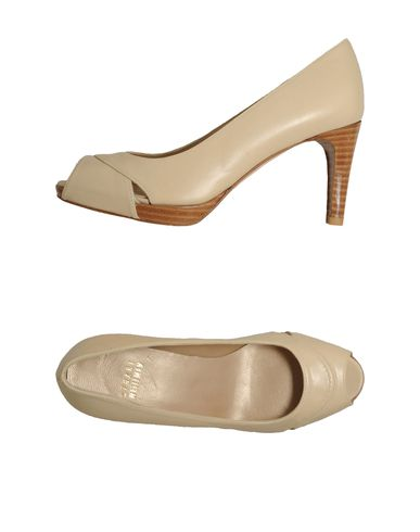 STUART WEITZMAN - Closed-toe slip-ons