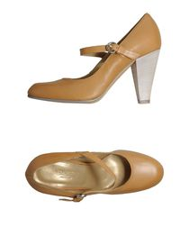 LENA MILOS - Closed-toe slip-ons