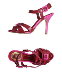 CHRISTIAN DIOR - High-heeled sandals