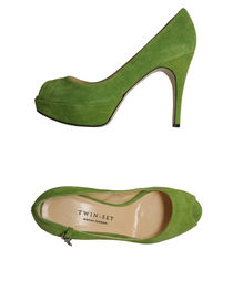 TWIN-SET Simona Barbieri - Closed-toe slip-ons
