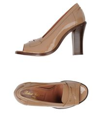 ROBERT CLERGERIE - Closed-toe slip-ons